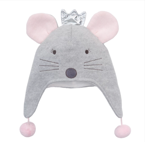 Elegantbaby Aviator Hat Princess Mousie 2-12m E10522