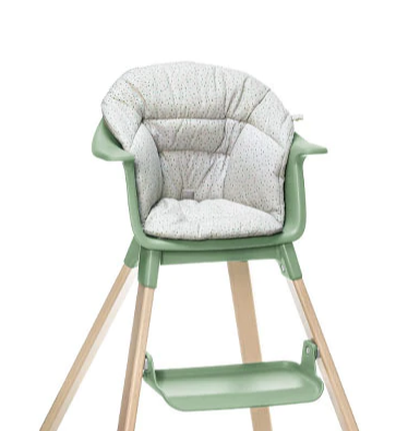 Stokke Clikk High Chair Cushion Grey Sprinkles