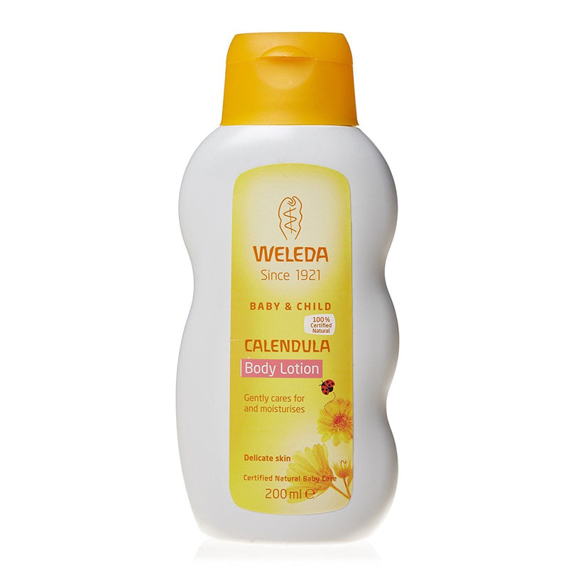 Weleda Baby Calendula Body Lotion 6.8oz