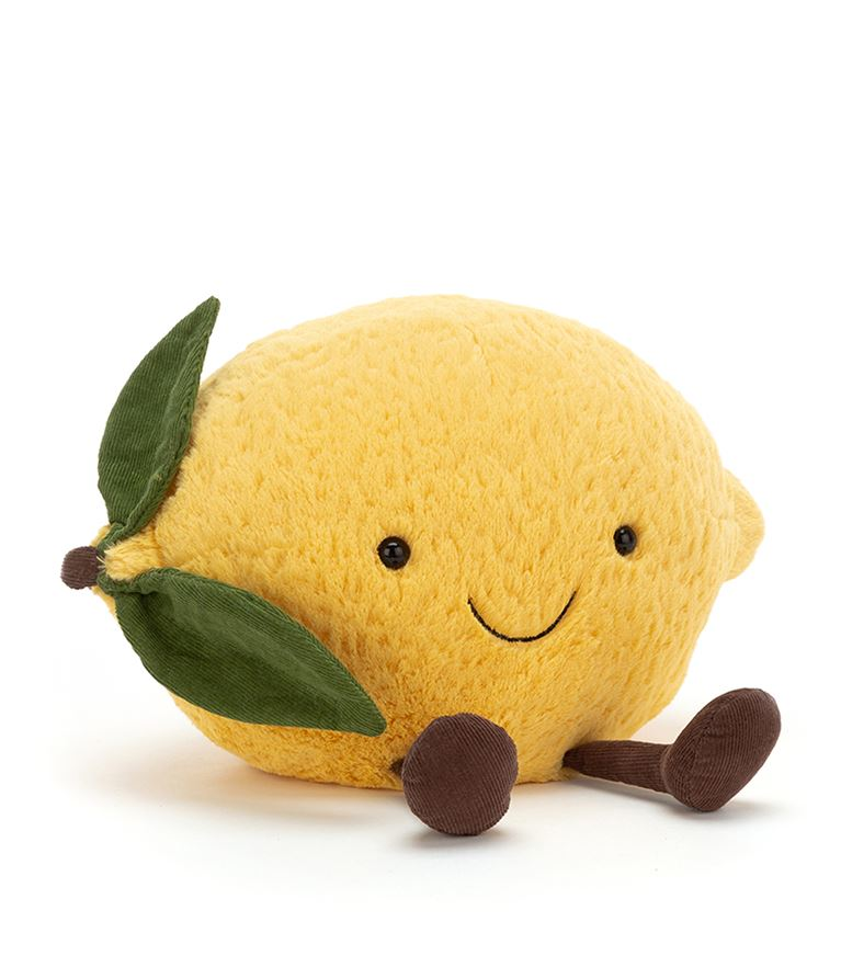 Jellycat Amuseable Lemon S