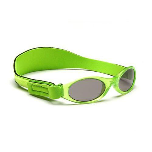 Baby Banz Adventure Infant Sunglasses - Key Lime Green - CanaBee Baby