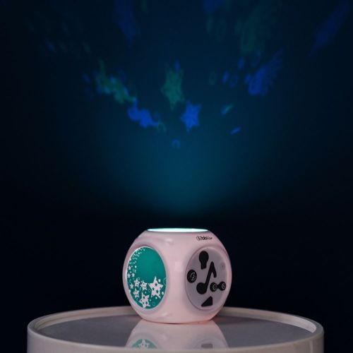 Bbluv Kube Nightlight and Music Box