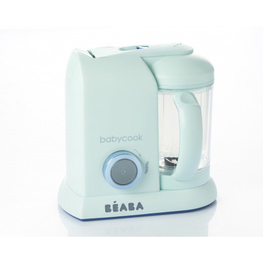 Beaba Babycook Blueberry (Get Free Cook Book Mum/Kid of $25 Value)