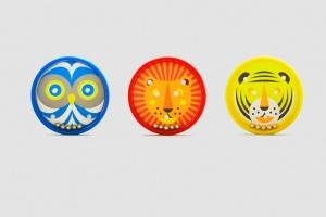 Kido Animal Bead Tilts-Owl