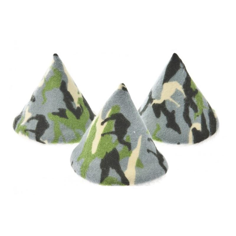 Beba Bean Pee-pee Teepee Cello Bag - Camo Green - CanaBee Baby
