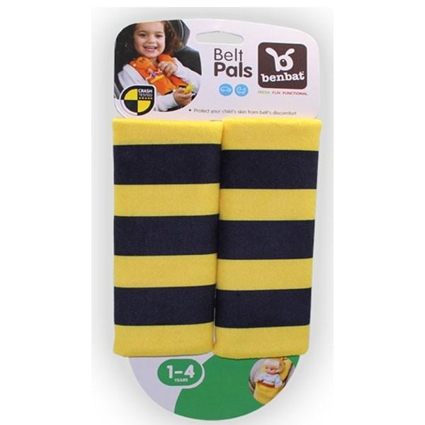 Benbat Belt Pals Single 1-4y Bee