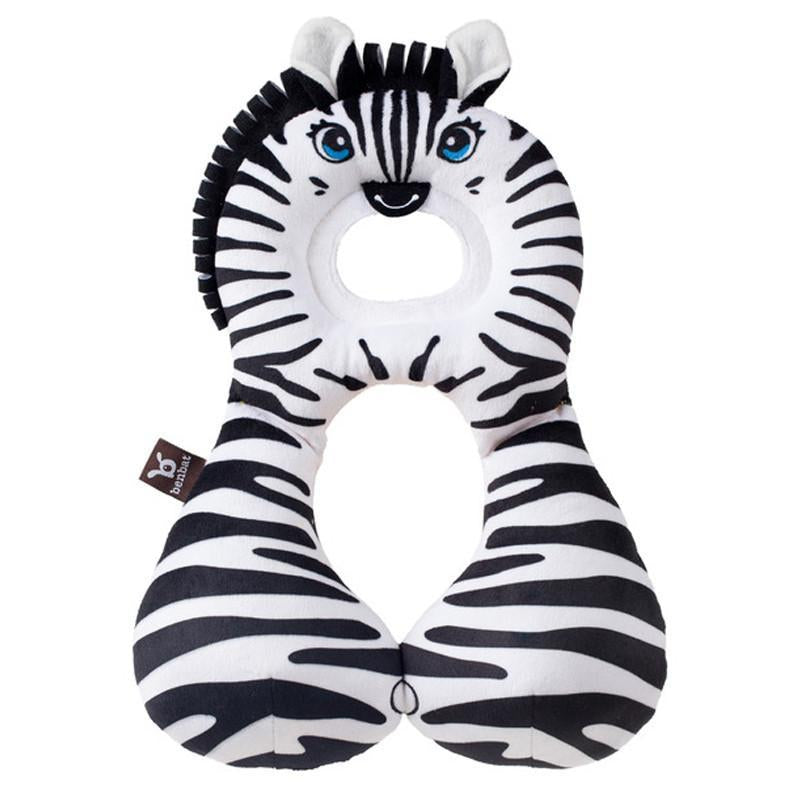Benbat Travel Friends Headrest 1-4y - Zebra - CanaBee Baby
