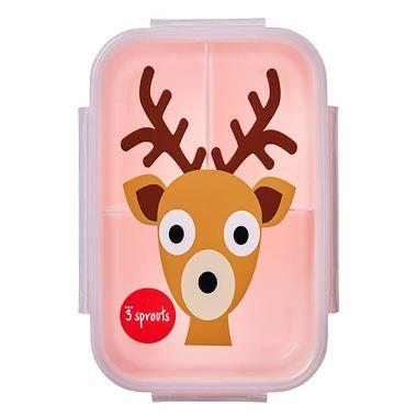 3 Sprouts Bento Box Deer