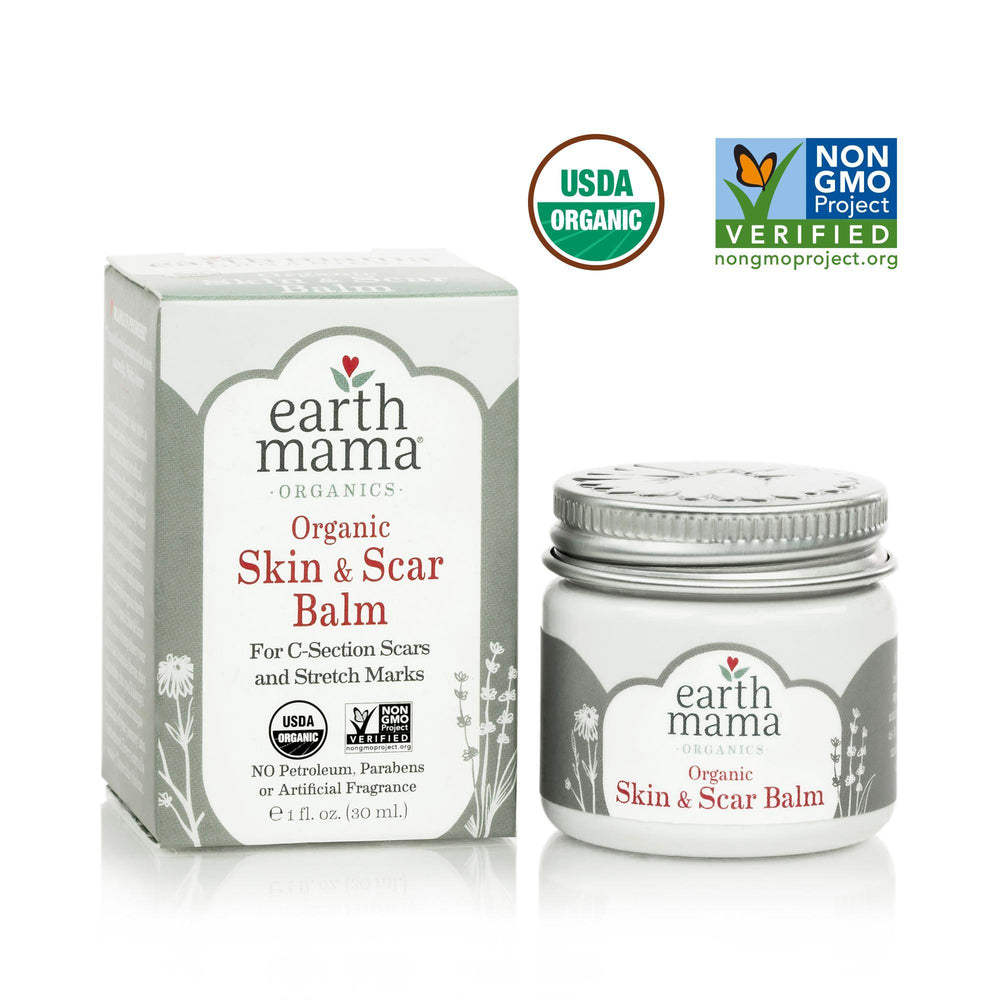 Earth Mama Baby Angel ORG Baby Skin & Scar Balm 30ml (257132)