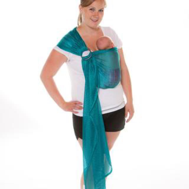 Chimparoo Ring Sling - Air-O Aqua
