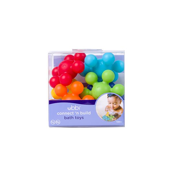 Ubbi Connect N Build Connecting Bath Toys UB-10545