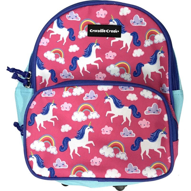 Crocodile Creek Junior Backpack Unicorn