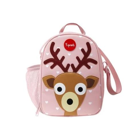 3 Sprouts Lunch Bag Deer