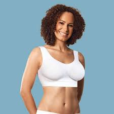 Carriwell Seamless Maternity Bra - White