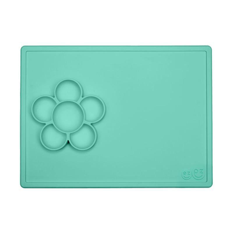Ezpz Flower Play Mat - Mint - CanaBee Baby