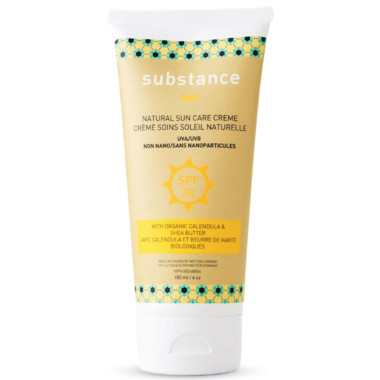 Substance Sun care Cream for Baby 180ml SPF30 807110