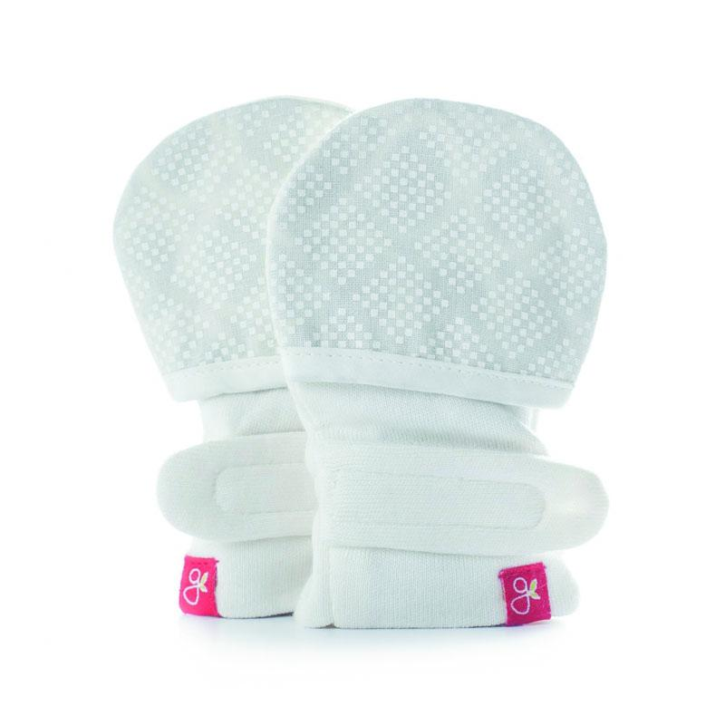 Goumi Baby Mitts - Diamond Dots - CanaBee Baby