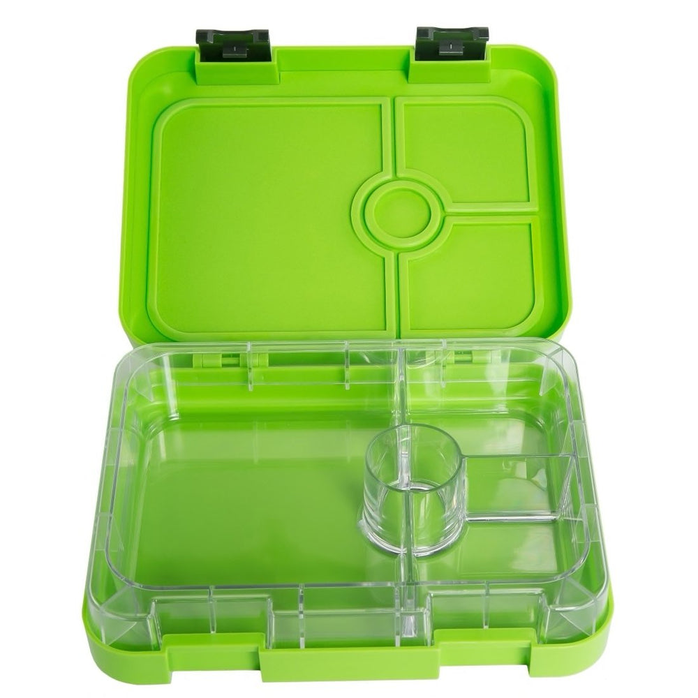 Bentgo Fun to Go Box Lime Green LWW-FTGB-GRN4