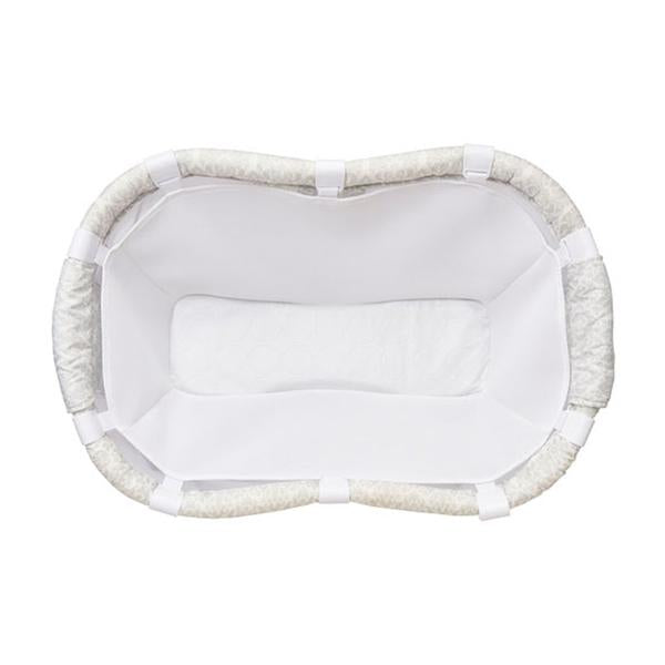 Halo Bassinest Swivel Sleeper Newborn Cuddle Insert White