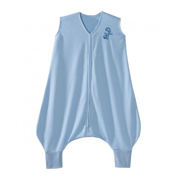 Halo Sleepsack Early Walker Lightweight - Blue Gecko