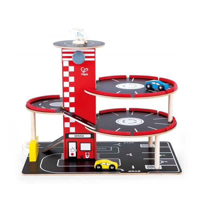 Hape Garage Play Set - CanaBee Baby