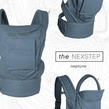 Onya Baby Nexstep Mesh Baby Carrier/Chair Harness - Neptune