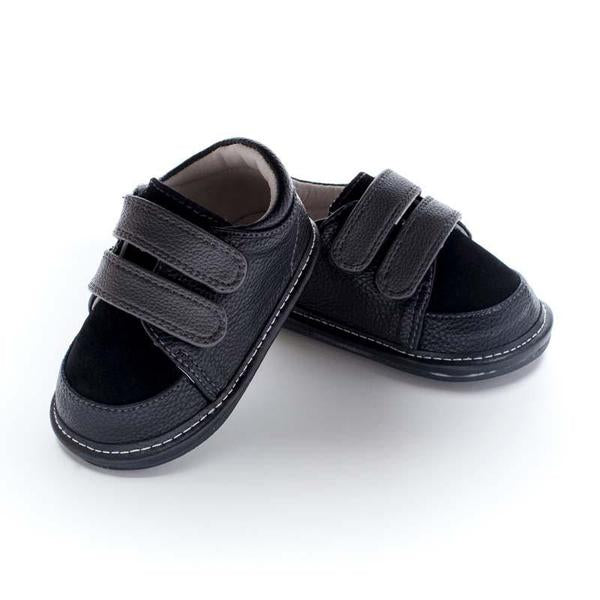 Jack & Lily My Shoes - Arlo Black/Grey
