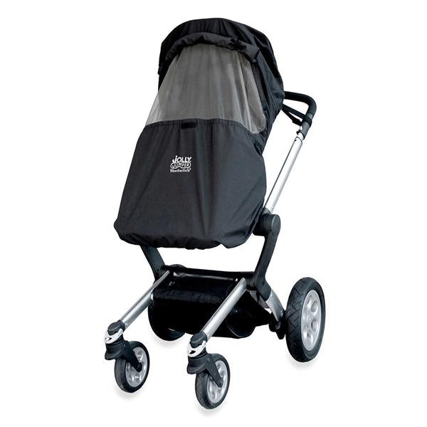 Jolly Jumper Weather Safe Waterproof Stroller Cover - Navy