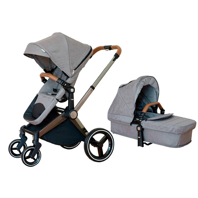 Kangaroo Stroller - Granite Grey