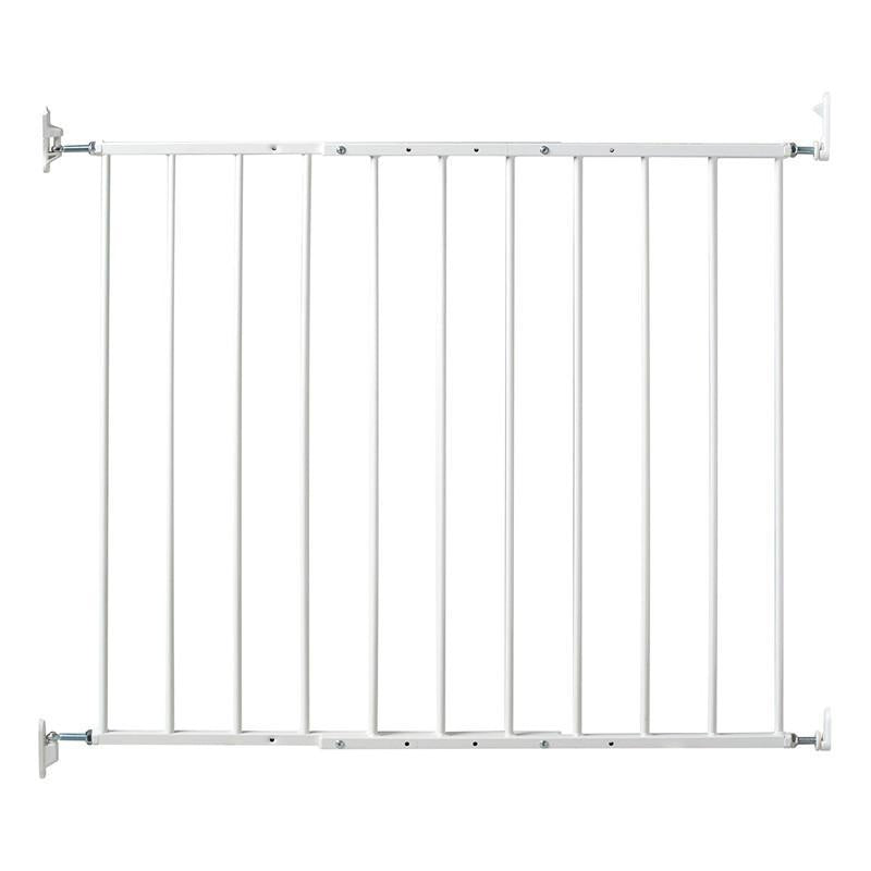Kidco G2000 Safeway Gate White - CanaBee Baby
