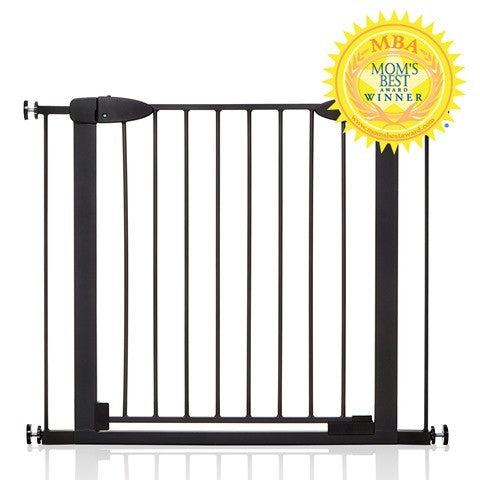 Dreambaby Boston Magnetic Auto Close Security Gate Black L2028