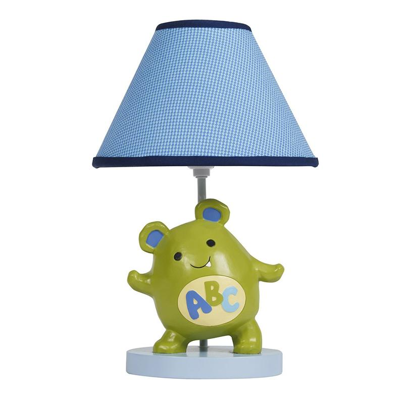 Lambs & Ivy Lamp with Shade - Alpha Baby