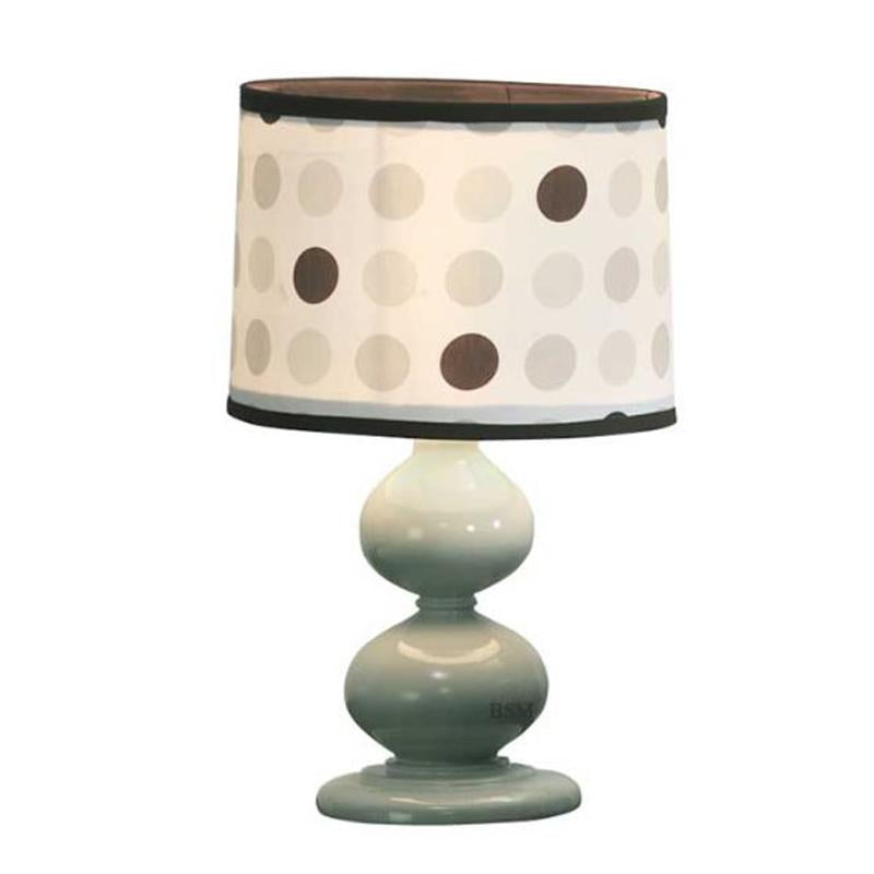 Lambs & Ivy Lamp with Shade - Classic Sage