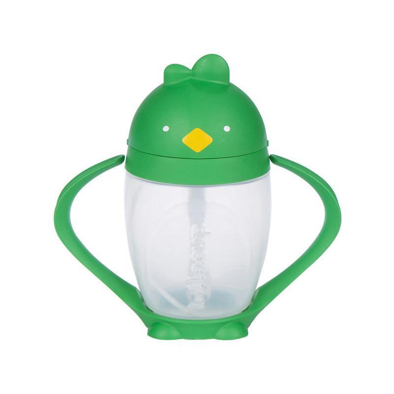 Lollaland Lollacup - Straw Sippy Cup - Green - CanaBee Baby