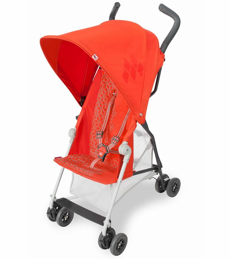 Maclaren Mark II 2018 with Recline Spicy Orange