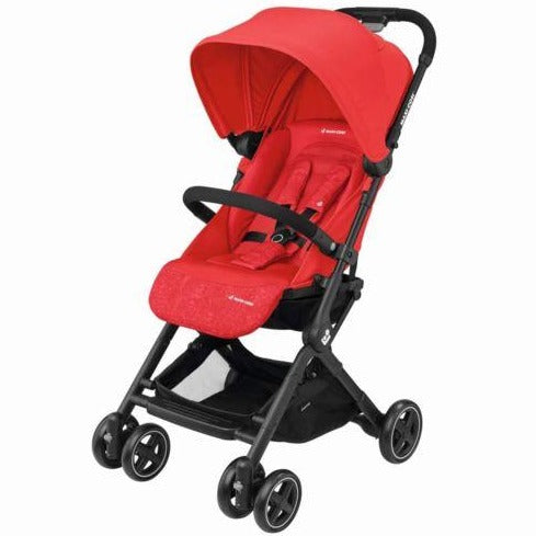 Maxi Cosi Lara RS Ultra Compact Stroller - Nomad Red
