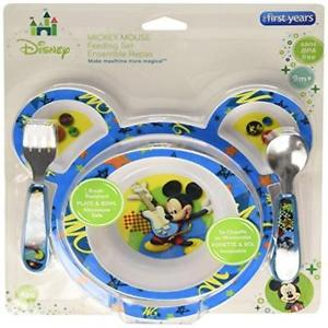 The First Years Disney Feeding Set Mickey Mouse Y9068A5