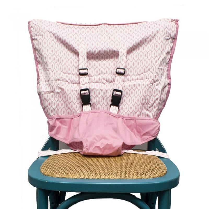 Mint Marshmallow Travel Seat - Pearl Pink - CanaBee Baby