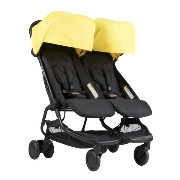 Mountain Buggy Nano Duo Cyber