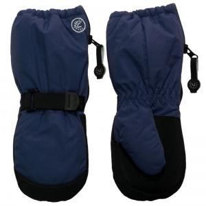 Calikids W0125 Waterproof Long Cuff Mittens - Navy