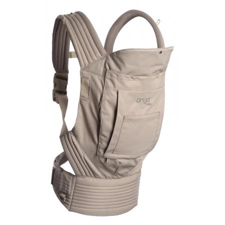 Onya Baby Nexstep Mesh Baby Carrier/Chair Harness - Warm Sand