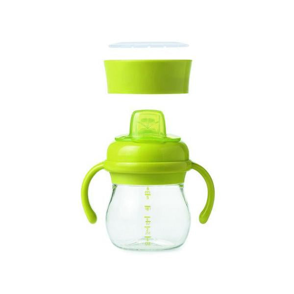 OXO Transitions Soft Spout Sippy Cup Set