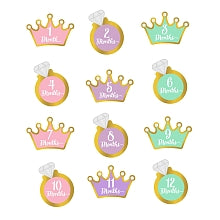 Pear Head Little Princess Belly Stickers PH-73013