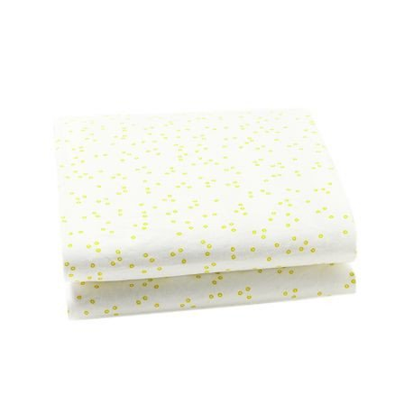 Auggie Mix & Match Fitted Sheets - Fern Pebbles