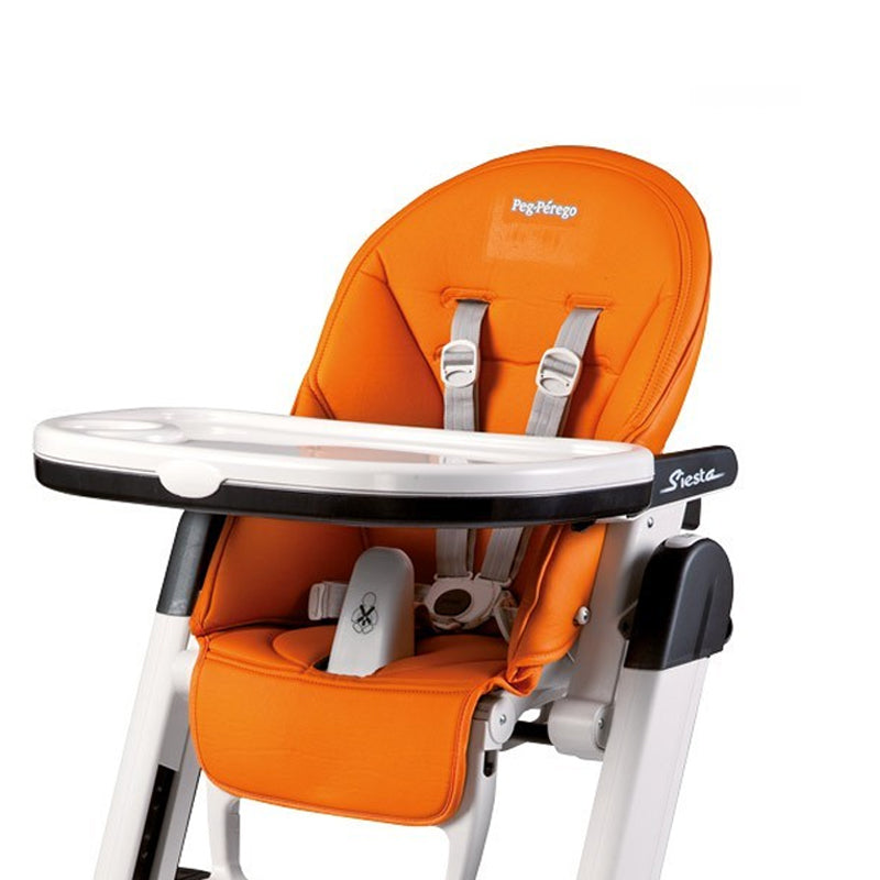 Peg  Perego Replacement Seat Upholstery for Siesta - Arancia