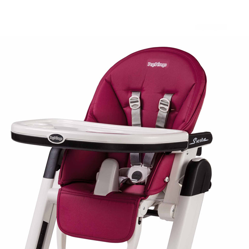 Peg Perego Replacement Seat Cover for Siesta - Berry