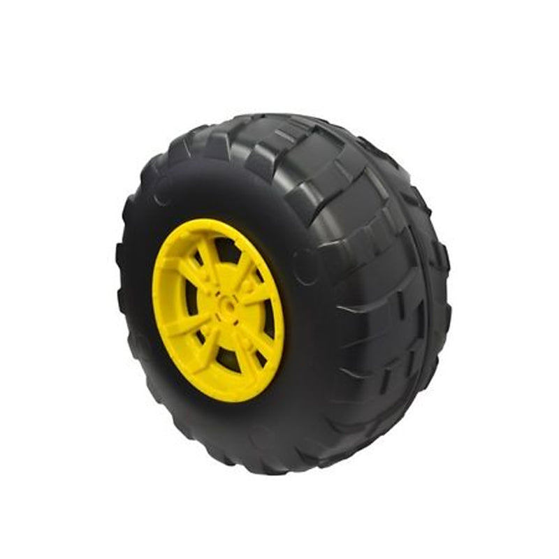 Peg Perego Replacement Wheel for John Deere Gator XUV 550 Single - Front Left