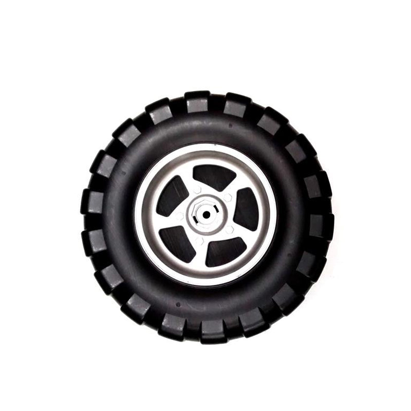 Peg Perego Replacement Wheel for Gaucho Rockin Single - Rear Left