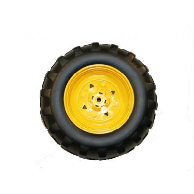 Peg Perego Replacement Wheel for John Deere Gator Single - Front Left