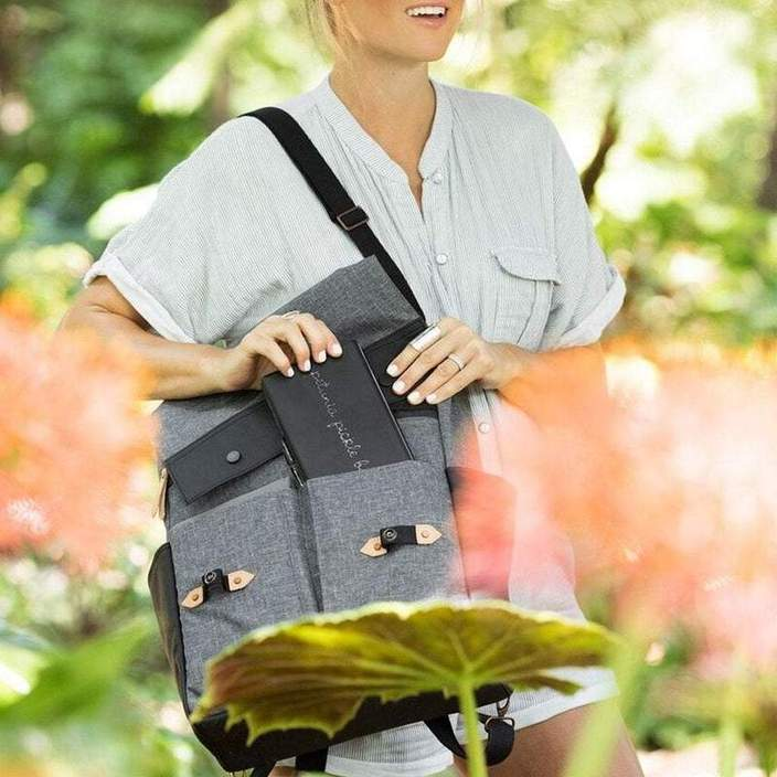 Petunia Pickle Bottom Pathway Pack Graphite/Black